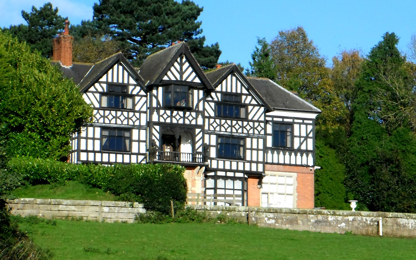 Johnson Hall, Eccleshall