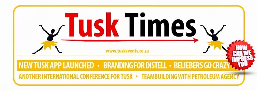 Tusk Times - Blog