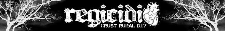 REGICIDIO....Rural crust-punk......