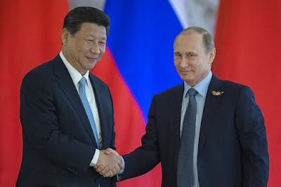 Россия и Китай заключили соглашения на $1 трлн.