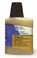 Sigma Protector - mleczko do pielęgnacji i konserwacji okien drewnianych