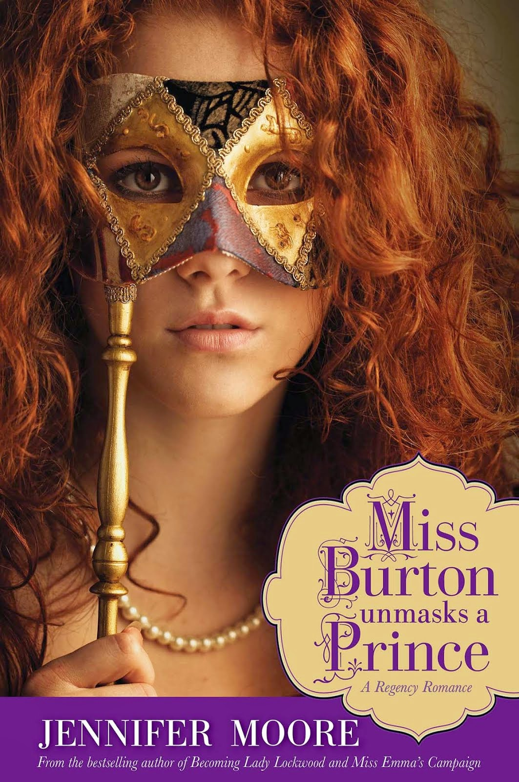 Miss Burton Unmasks a Prince