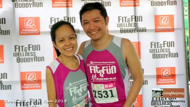 Robinsons Fit and Run: Our 1st Running Event Ever!