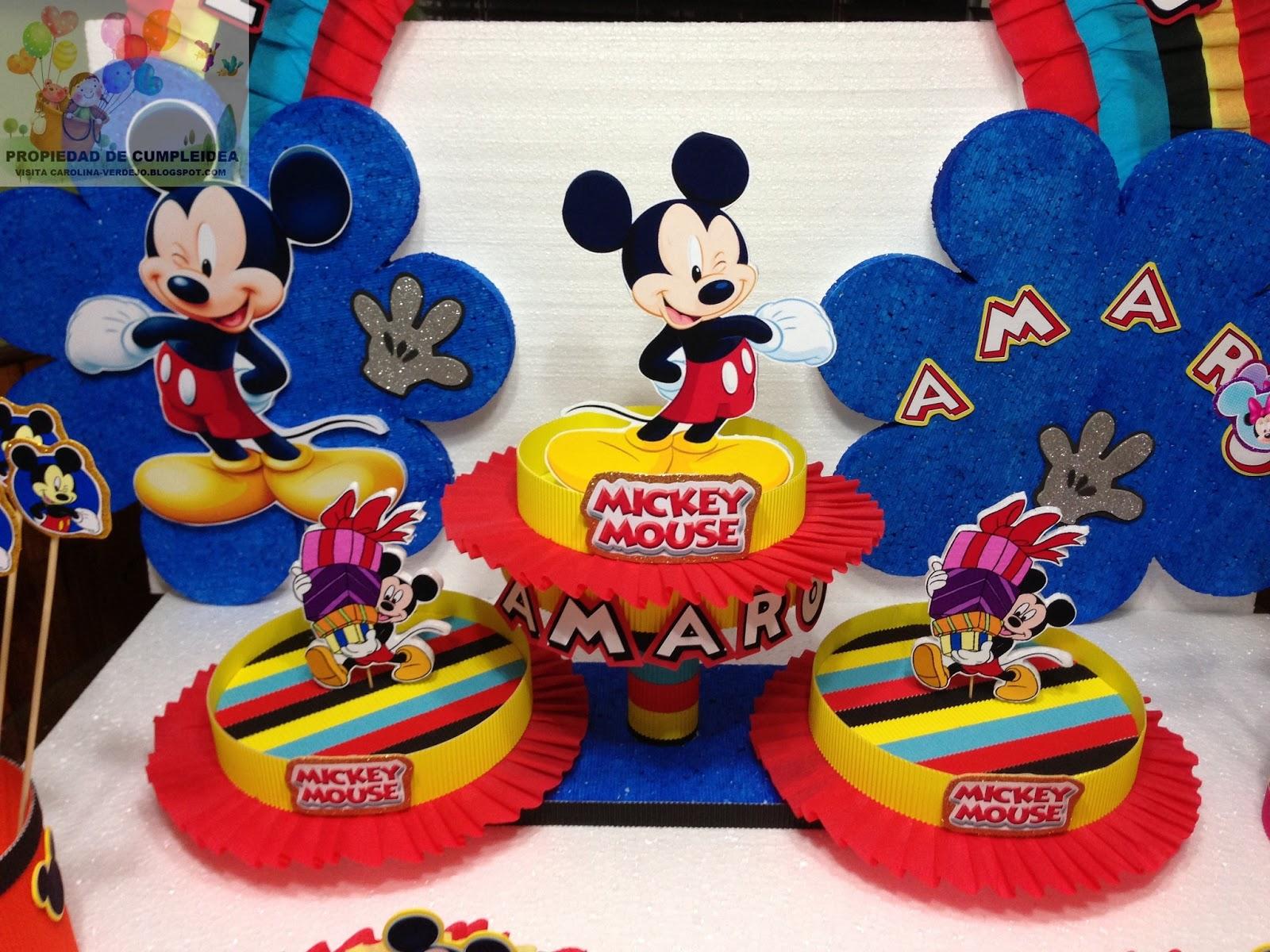 Search results for torta de mickey mouse fiestaideas com for Decoracion de tortas infantiles