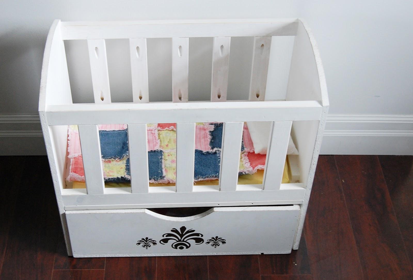 Createinspiremotivate Doll Crib
