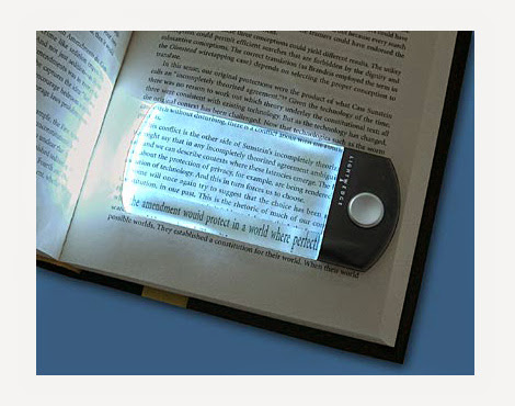 Awesome and Coolest Book Reading Gadgets (15) 7