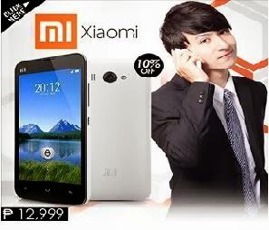 Xiaomi MI-2s at Lazada