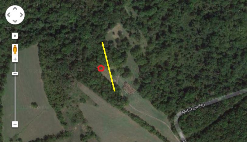 Accessible Hunter Google Maps For Deer Hunting - Hunting aerial maps