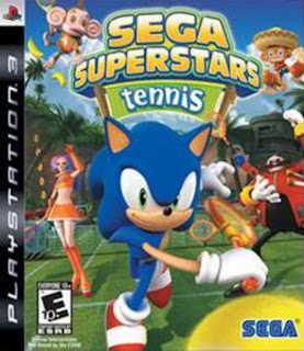 Sega Super Stars Tennis - PS3