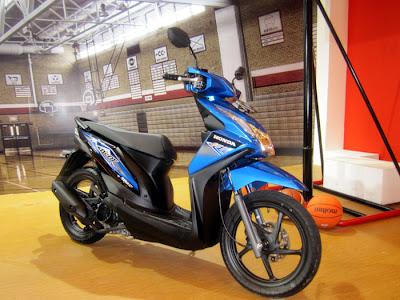 Lihat Sekilas Honda BeAT Injeksi