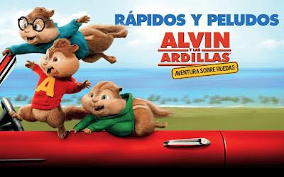 Sinopsis Alvin y las Ardillas 2016