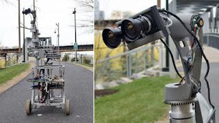 DORA, un robot per a la realitat virtual