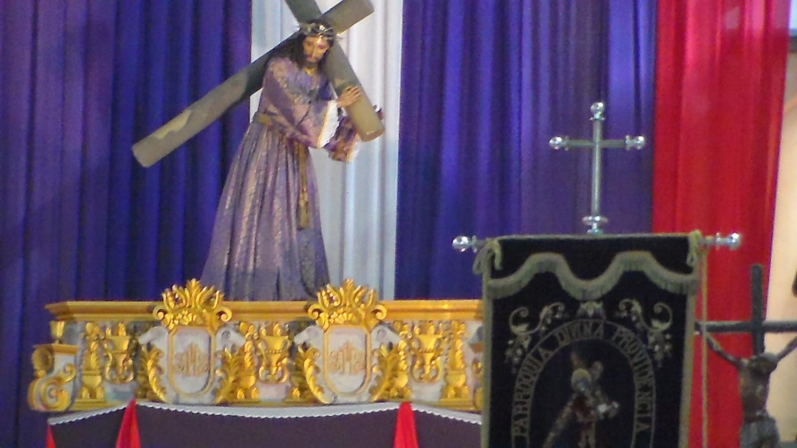 velación jesus del desamparo