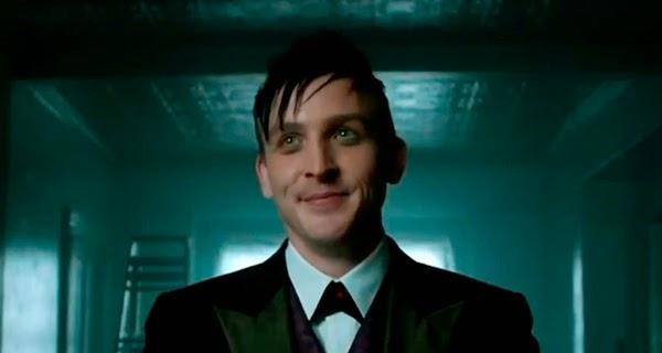 Pingüino en Gotham 1x04