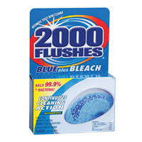 New HIGH VALUE Coupon: $1/1 2000 Flushes Toilet Cleaner
