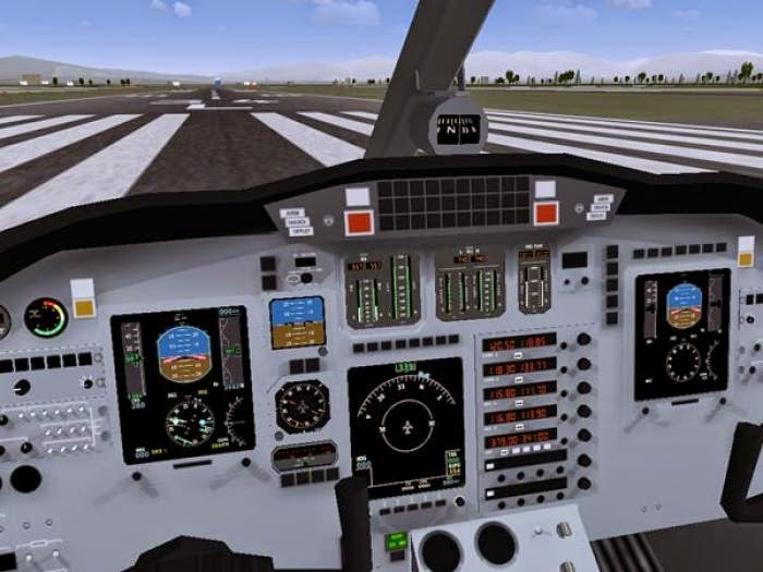 Download Game Simulasi Pesawat Terbang