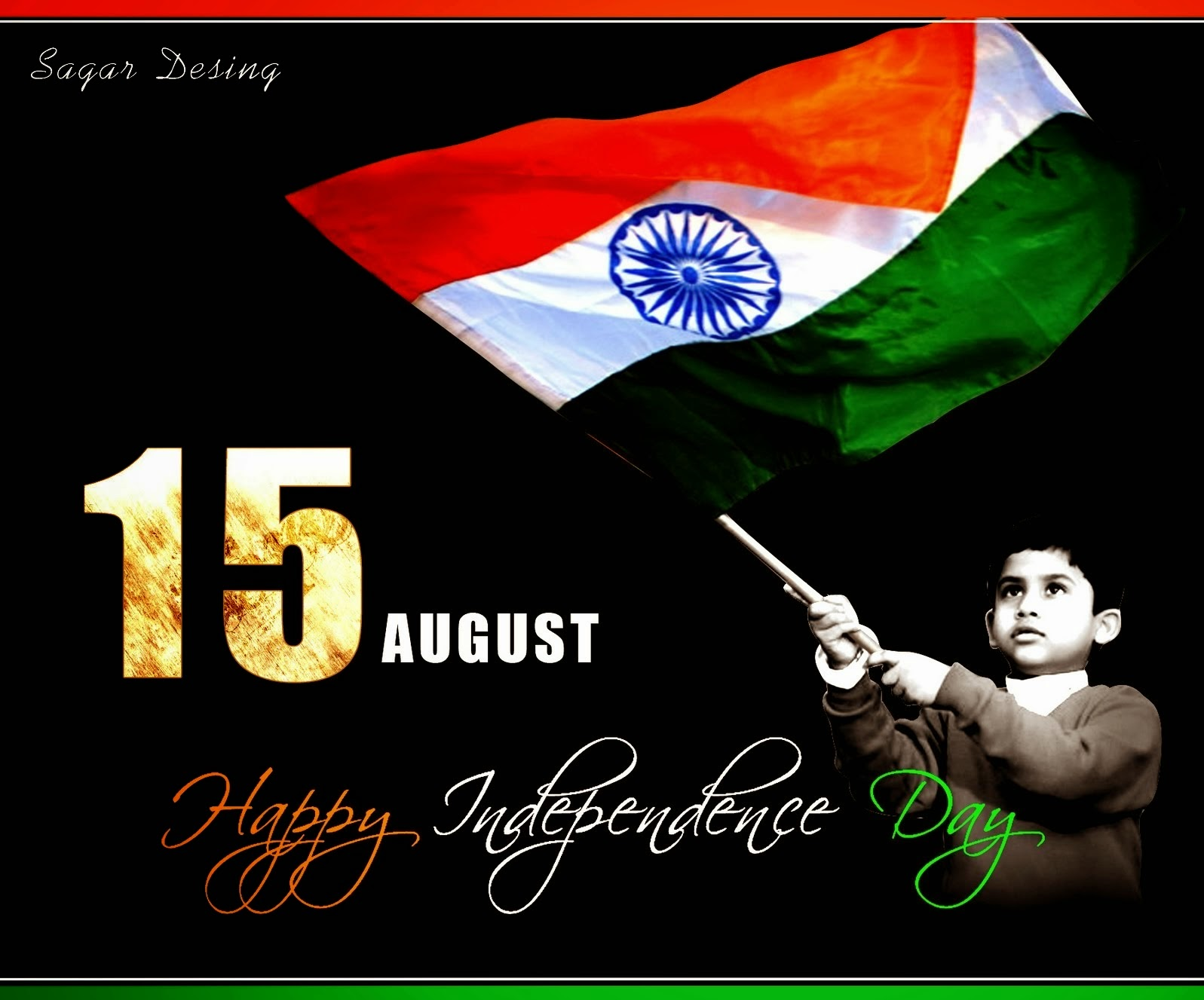 """Happy Independence Day India """"Images"""" wishes 2014"""