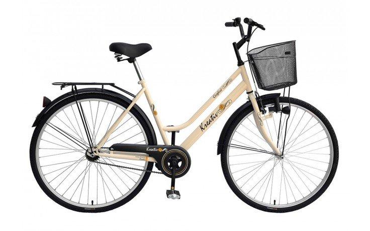 bicicleta confort
