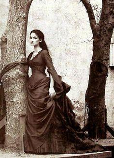 Winona Ryder es Mina Harcker en Dracula