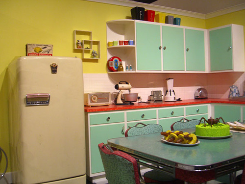 50s Kitchens Extraordinary With 50s Kitchen Images
