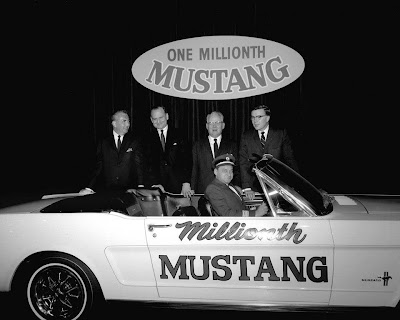 Ford Mustang's 49th Anniversary