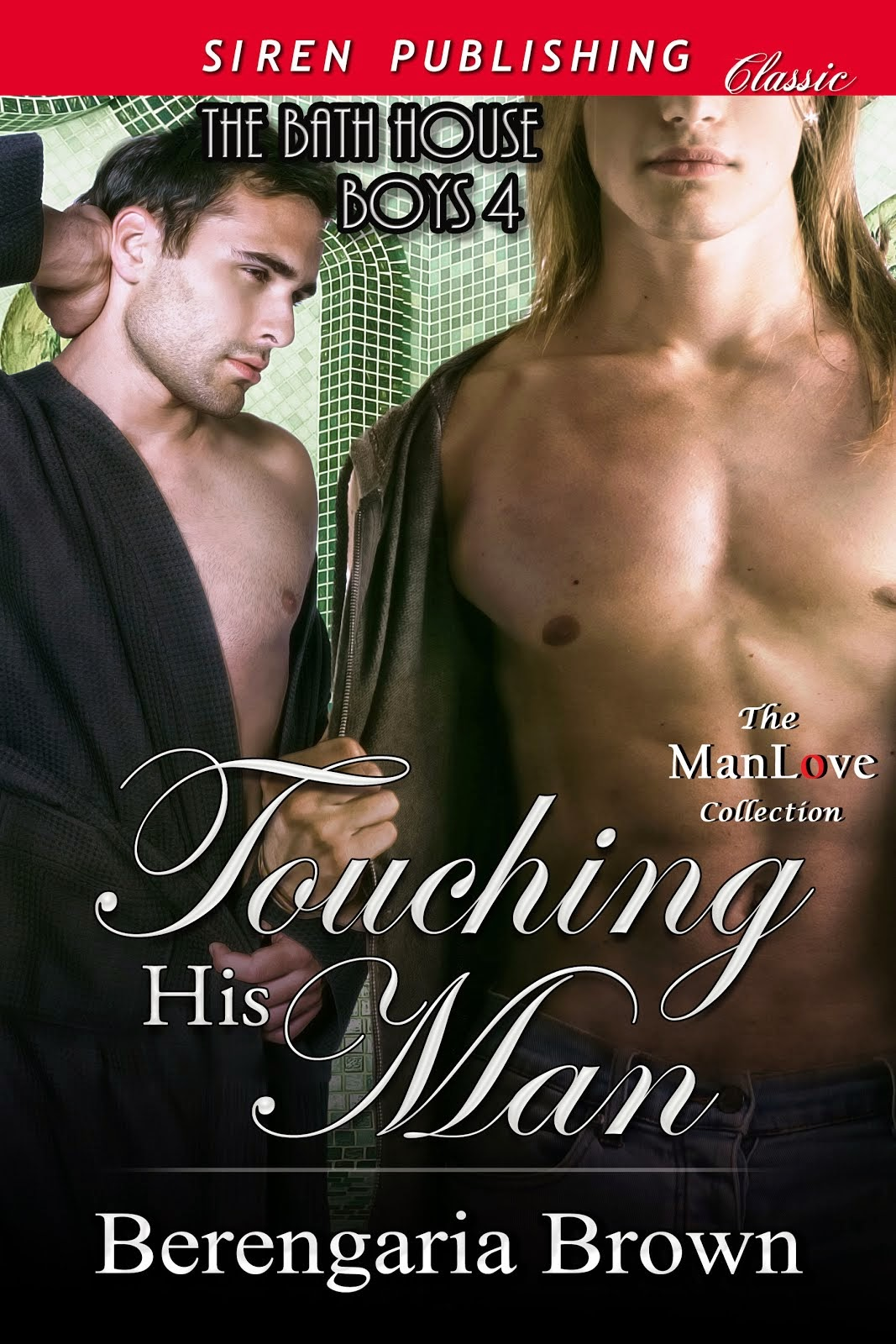 Touching His Man