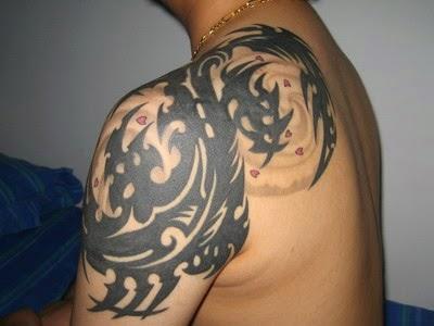 Gambar Tato Tribal Keren