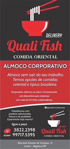Quali Fish Comida Oriental