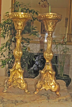 19th century French Pricket Sticks