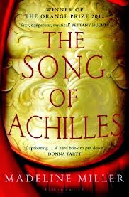 UK book cover of Song of Achilles by Madeline Miller