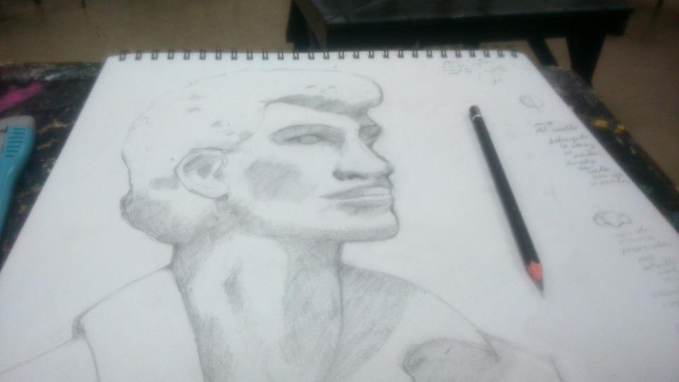 Dibujo de retrato
