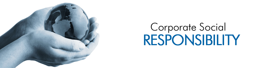 why has corporate social responsibility become No major company strategy is complete these days without a statement on corporate social responsibility, but do they measure up.