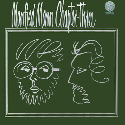 Manfred Mann Chapter Three - Manfred Mann Chapter Three 1969 (UK, Psychedelic Jazz-Rock)