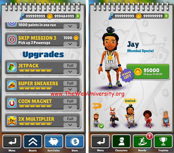 Subway Surfers Comes to Mumbai - India : Download Now