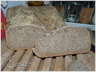 pane di segale con mdp