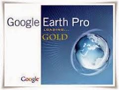 Google earth Pro [ Kini di bagikan secara gratis ]