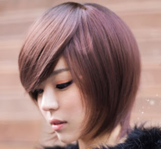 Model Rambut Artis Korea