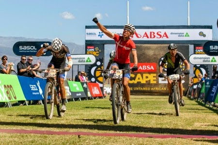ABSA CAPE EPIC 2015