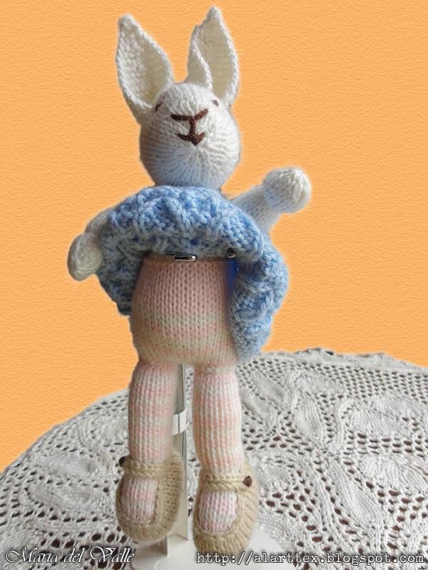 Coco Bunny Girl 5 - Maria del Valle