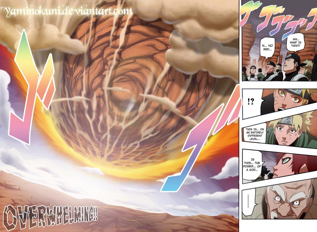 Naruto - Chapter 568 - Pic 19