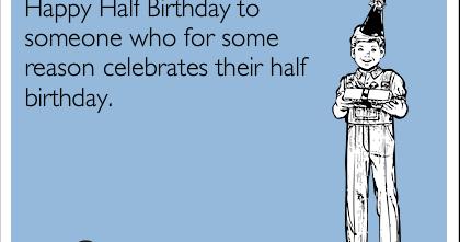 Chasin Mason Half Truths and Half Lies on my Half Birthday