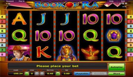 joaca book of ra deluxe 3