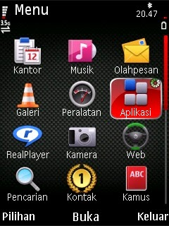 Cara Screen Capture Hp Nokia