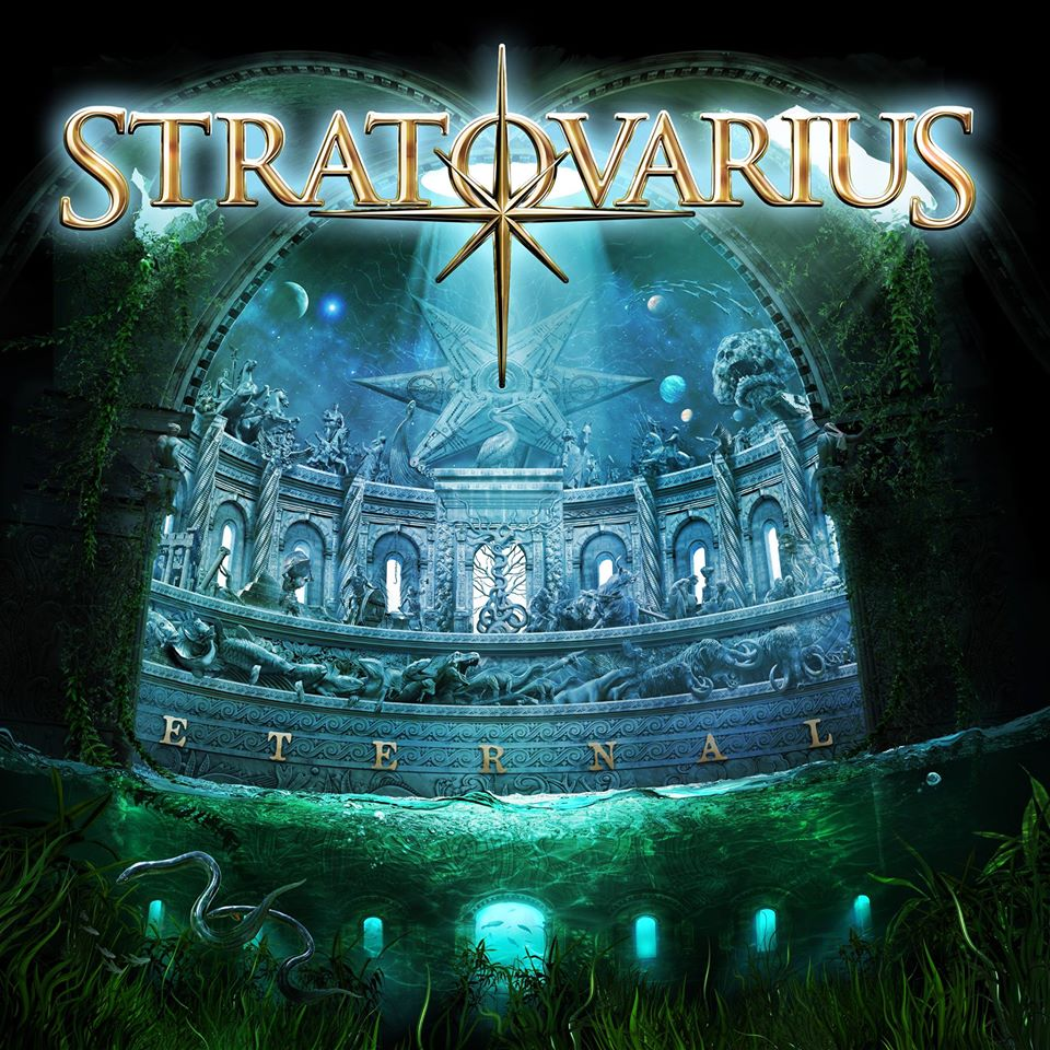 Stratovarius - Eternal [2015][CD+Bonus DVD][Mega]