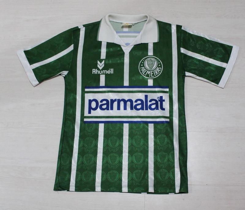 Camisas Históricas F.C.  Palmeiras - 1993 b435bc96e9640