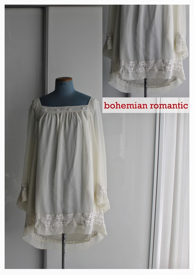 short dress bohemian loved rope