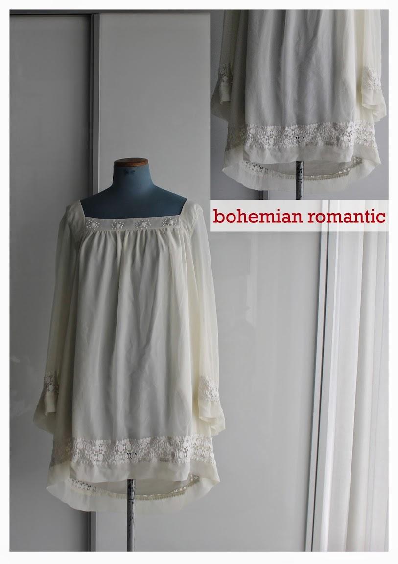 short dress bohemian loved rope