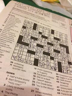 Mmm.. Crosswords
