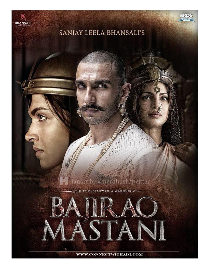 bajirao mastani telugu movie songs