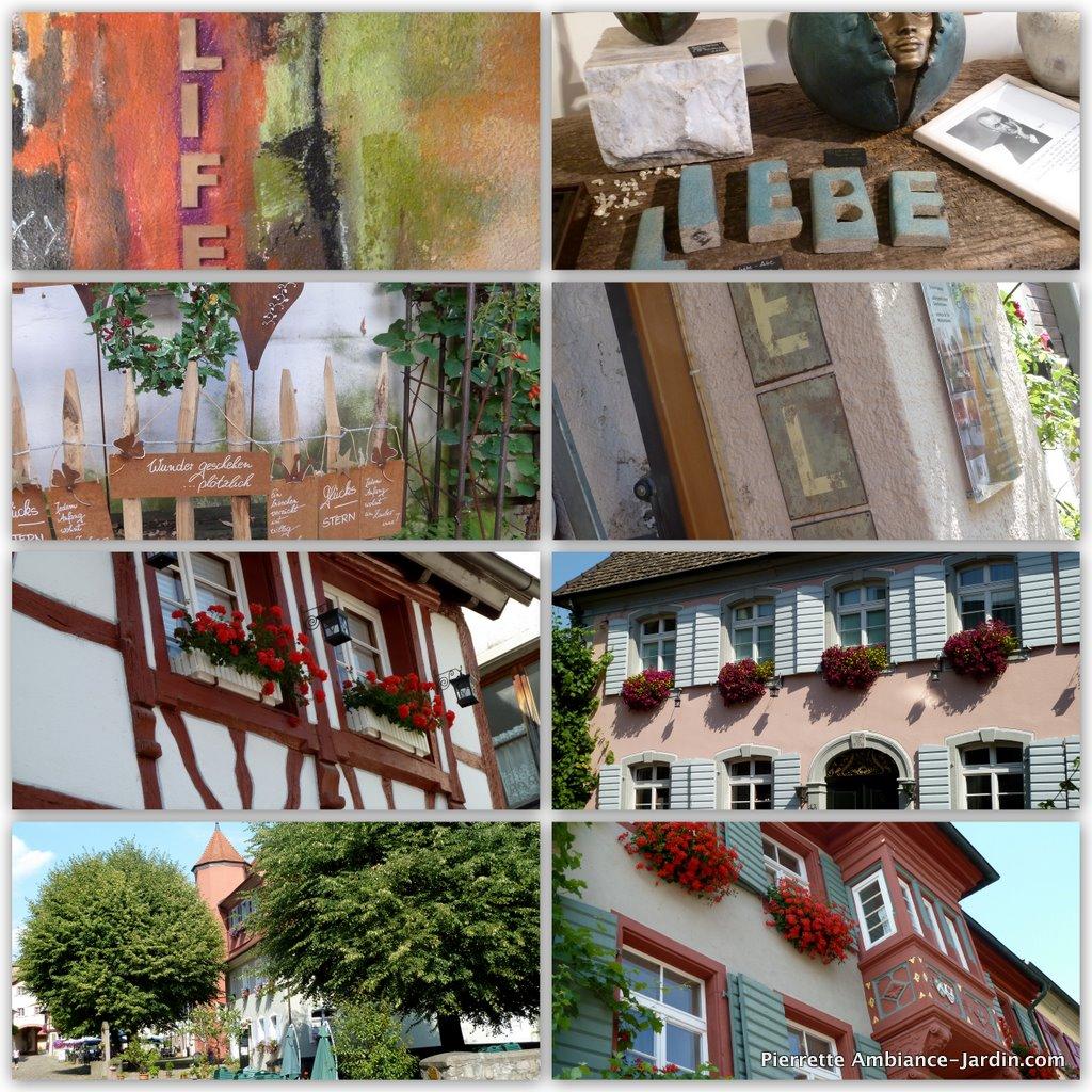 Ambiance jardin petit tour burckheim allemagne kleine tour in burckheim kaiserstuhl - Petit jardin culinary arts tours ...
